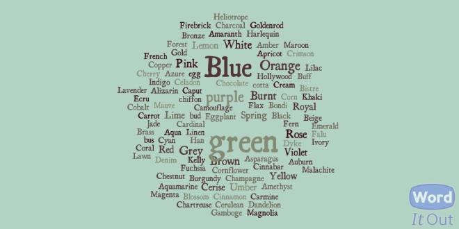 complex colours